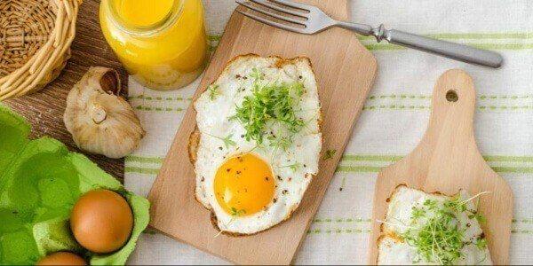 Suikervrij ontbijten met diabetes
