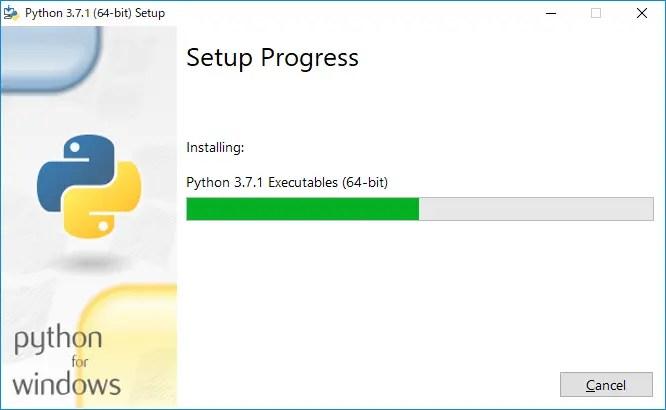 Python挑戦記1 まずはPythonのインストール