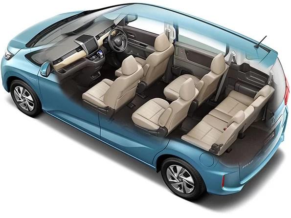 新型フリードの価格・サイズまとめ|シエンタよりも価格は高いが、室内長がかなり長い。ステップワゴンとは全幅が一緒!?