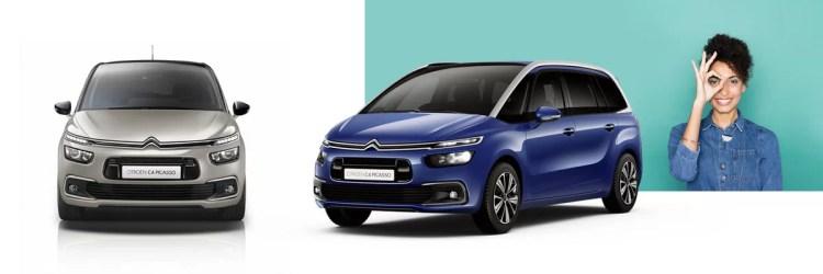 シトロエン新型グランドC4ピカソのサイズ・価格って国産ミニバンと比較するとライバル車はどれ!?