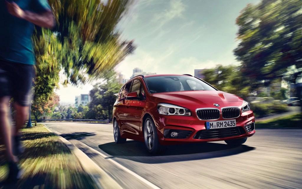 BMW新型グランツアラー画像