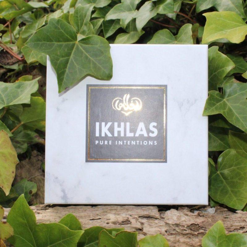 packaging ikhlas argan oil