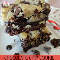 Recipe: Chocolate Chip Cookie Brownies