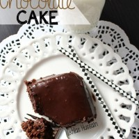 Recipe: Easy Chocolate Cake