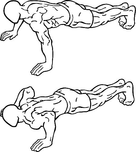 10 latihan khas untuk naikkan dada