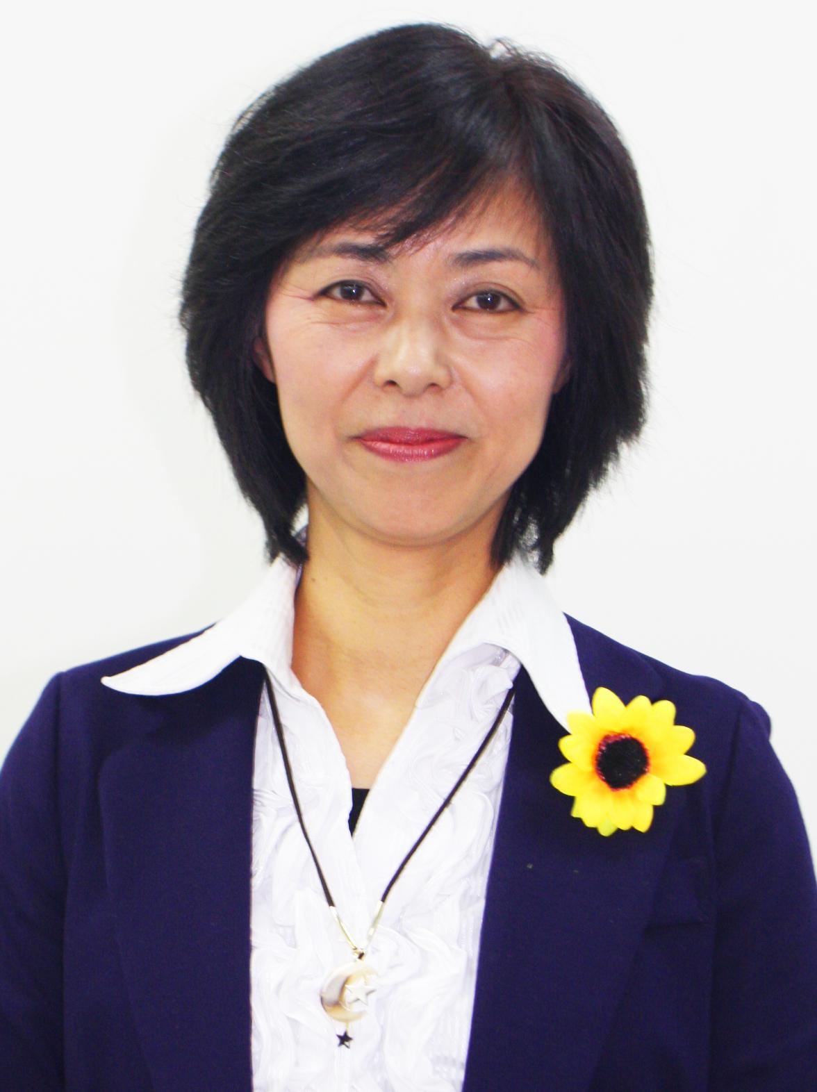 市長選(武原由里子さん)