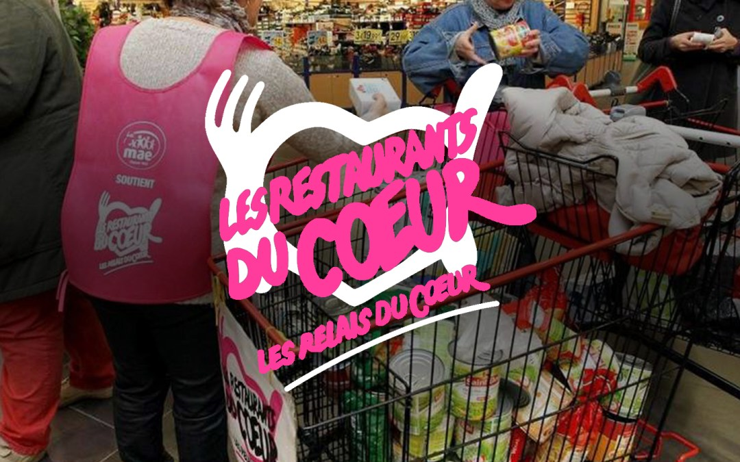 Resto du coeur – National Food Collection 2019
