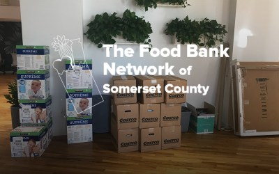 Somerset County – ThanksGiving Food Drive 2019