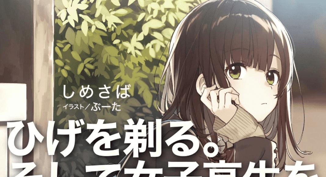 Higehiro Light Novel Series