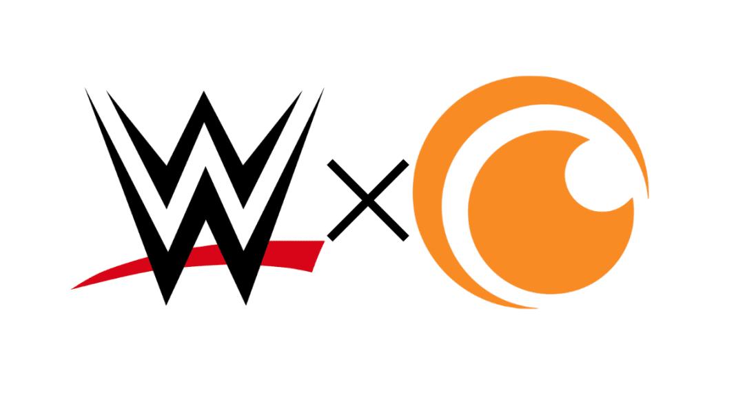 WWE partnership with Crunchyrolll