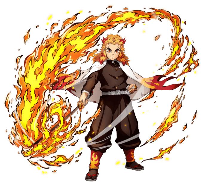 Kyōjurō Rengoku Character