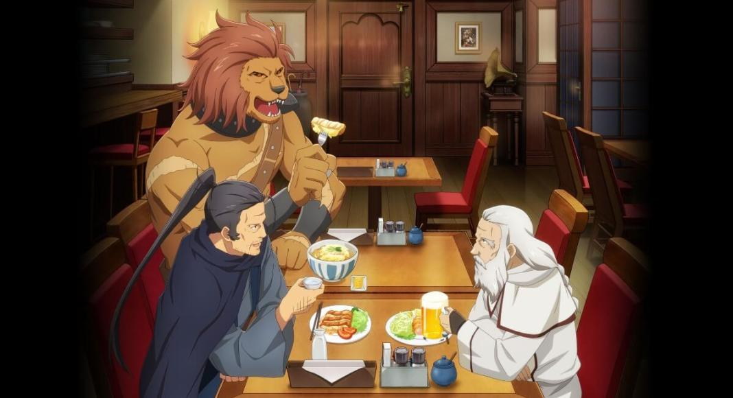 Restaurant To Another World Anime