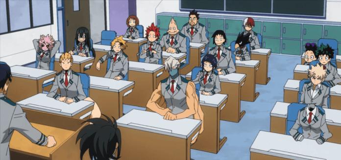 My Hero Academia Episode 107