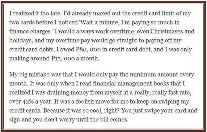 Dapat Malaman bago Kumuha ng Credit Card
