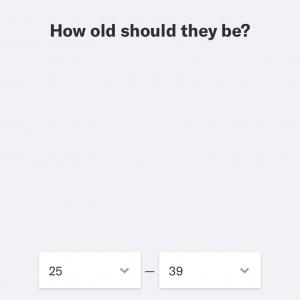 OKCupidプロフィール2