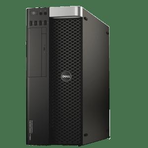 DELL Precision T5810 Intel Xeon 3.50Ghz(E5-1620 V3)/16GB/2TB SSD