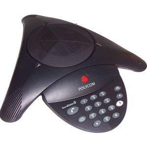 Polycom SoundStatIon 2 Business Conference Phone 2201-16000-601