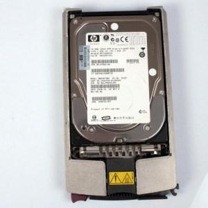 "HP 72.8GB 15K U320 SCSI 80pin 3.5"" HARDDİSK & KIZAK BF0728AFEA 481659-001"