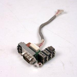 Fujitsu Lifebook E8110 USB & Serial Port CP268910