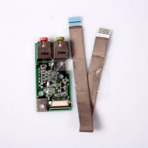 Acer TravelMate 270 Series Sound Board /W Cable 43557030001