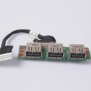 Acer Extensa 5420 5420Z USB Port Board 48.4T302.011