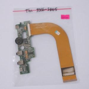 TOSHIBA Satellite 1955-S805 Audio Board & Cable K000004510