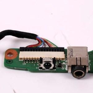 HP Pavilion DV9000 Audio Port /W Cable DA0AT3AE8D0
