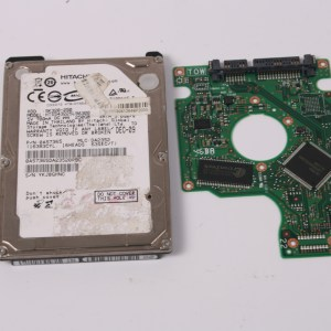 HITACHI HTS543225L9A300 250GB SATA 2,5 HARD DRIVE / PCB (CIRCUIT BOARD) ONLY FOR DATA