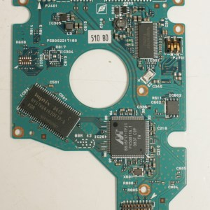 TOSHIBA MK3252GSX 320GB 2.5 SATA HARD DRIVE / PCB (CIRCUIT BOARD) ONLY FOR DA