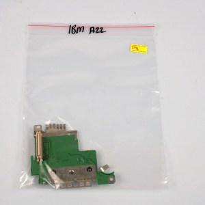 IBM ThinkPad A22m Video Cable Plugin Card 08K3306, 08K3305