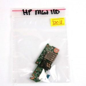 HP Compaq Mini 110 Audio & USB Board /W Cable 6050A2262801