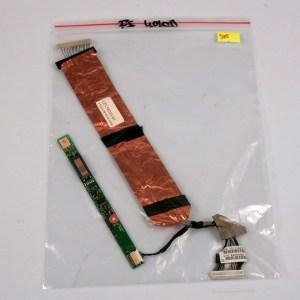 Fujitsu-Siemens E4010D LCD Data Kablo & Inverter CP146671, CP158241-04