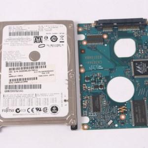 FUJITSU MHZ2160BH G1 160GB SATA 2,5 HARD DRIVE / PCB (CIRCUIT BOARD) ONLY FOR DATA