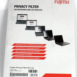 """YENİ KUTUSUNDA FUJITSU 30.7Cm 12.1"""" 16:9 Privacy Film Filter S26391-F6097-L312"""