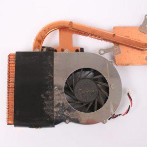 Toshiba Satellite L20 CPU Fan and Heat Sink AB0605HB-EB3