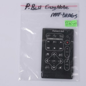 PACKARD Bell Easynote W7218 Mit-Drag8 Genuine Remote Control R53A5P057779