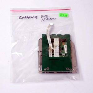 HP Compaq N800V Touchpad & Metal Frame 6870BD319A1