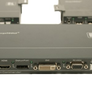 MEGATOOLS SID-X3N Step-In Commander Hdmi DisplayPort Dvı Vga Otomatik Görüntü aktarıcı