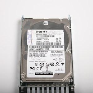 "IBM 300GB 6G 10K 2.5"" SAS Hard Drive HDD 42D0638 ST9300605SS"