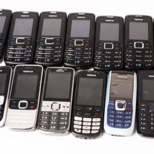 NOKIA 3110C - 113 - C5 - 6303CI - 2626 Modelli Tuşlu Telefonlar