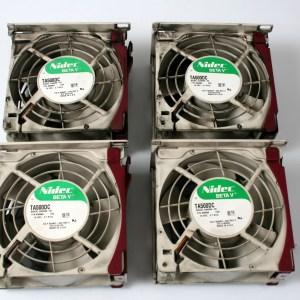 4 X HP Compaq Prolient Fan Niedec Beta V TA500DC A34538-90 P/N 930586