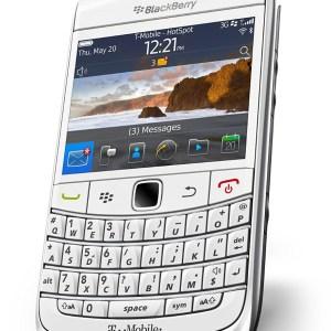 BLACKBERRY Bold 9780 Gümüş Tuşlu Telefon