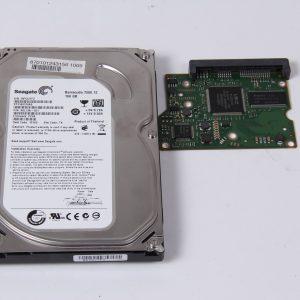 SEAGATE ST3160318AS 160GB 3,5 SATA HARD DİSK/PCB (DEVRE KARTI) DATA KURTARMA İÇİN