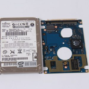 FUJITSU MHV2100AT 100GB 2,5 IDE HARD DRIVE / PCB (CIRCUIT BOARD) ONLY FOR DATA