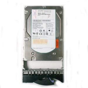 """IBM 146.8GB 15K SAS  3.5"""" HARDDİSK & KIZAK 39R7350 ST3146356SS"""