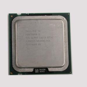 INTEL D 915  2.80Ghz Desktop PLGA775 Processor CPU