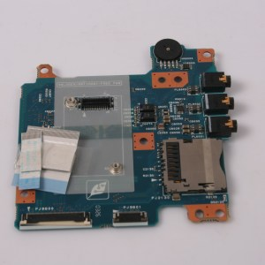 TOSHIBA Satellite A25 Audio Board & Card Reader /W Cable A5A000673