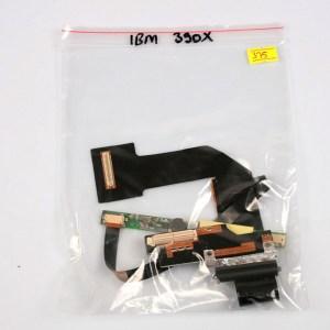 IBM ThinkPad 390X LCD Cable & Inverter 27L0493 10L1438