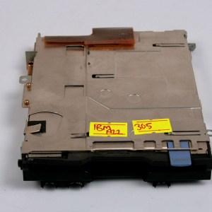 IBM ThinkPad A22m Floppy & Rail /W Cable 05K9157 08K9552