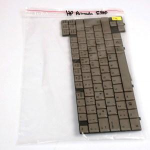 HP Compaq Armada E500 Turkish TR Q Keyboard 354199-014